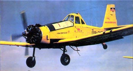 "PZL M-18 ""Dromader"""